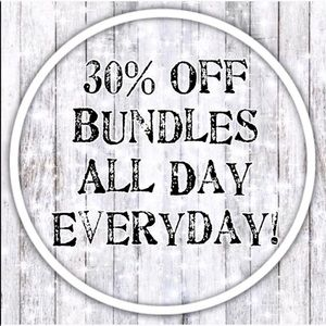 30% OFF TWO OR MORE! 🛍